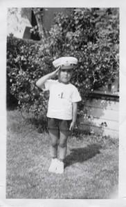 1942 Chuck Salute