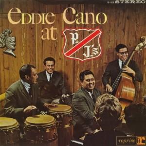 Eddie Cano at PJs