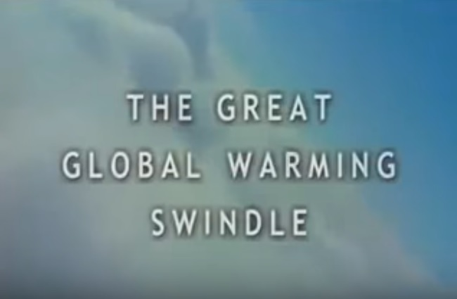 The Global Warming Hoax Revealed